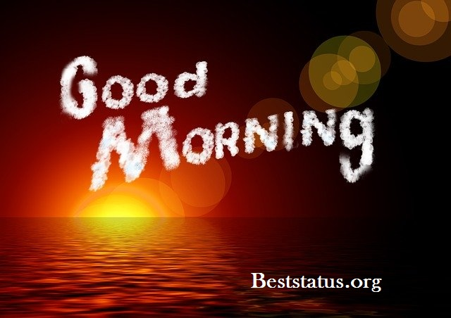 positive good morning message in hindi