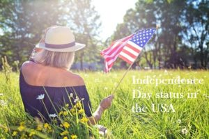 Independence Day status in the USA, Quotes, Message For Whatsapp