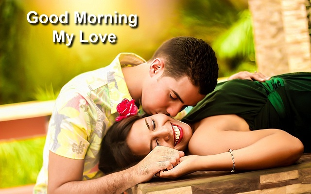 Romantic Good Morning Love Status, Wishes, Quotes, Messages For Someone Special