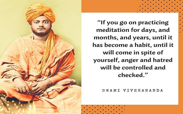 Swami Vivekananda Status In Hindi Motivational and Inspirational Thoughts and Anmol Vachan by Vivekananda