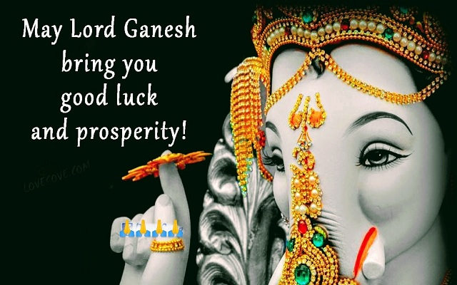 Ganesh Chaturthi Best Status | Happy Ganesh Jayanti messages, Wishes, SMS, Quotes 2020