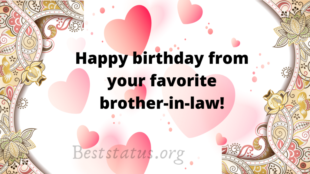 In-law Birthday Status, Quotes, Wishes & Message