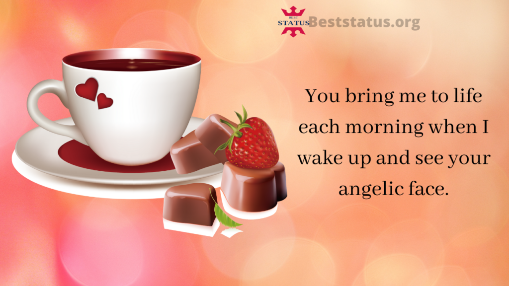 good morning quotes to love