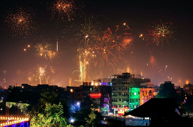 happy diwali & new year message