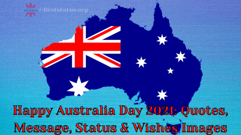 Happy Australia Day 2021: Quotes, Message, Status & Wishes Images