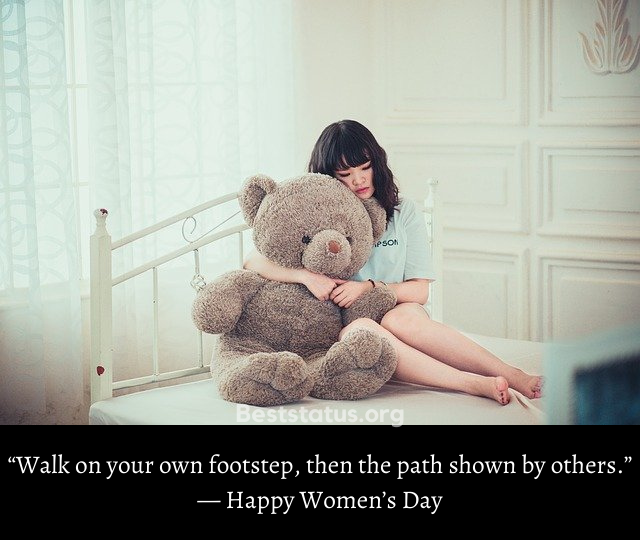 international women's day quotes