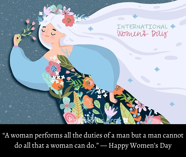 womens day images with quotes