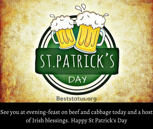 irish sayings for st patrick's day