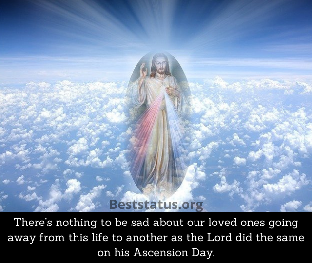 Ascension Day 2021