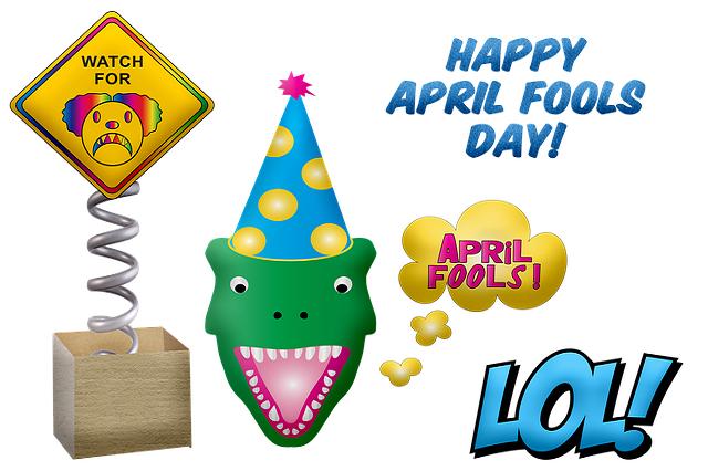april fool ideas