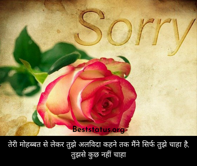 heart touching sorry messages for girlfriend