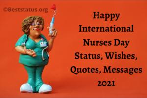 nurses day status