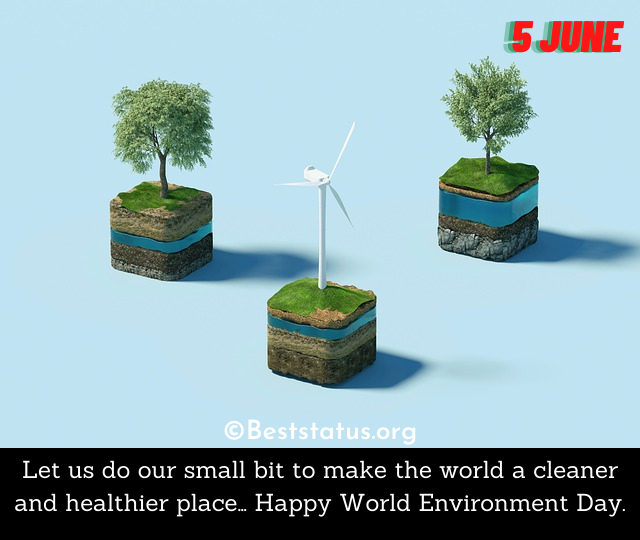 World Environment Day Speech for Students