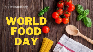 national food day in india