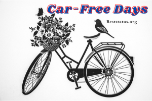 World Car-Free Day 2021: Quotes, Status, Messages, And Greetings
