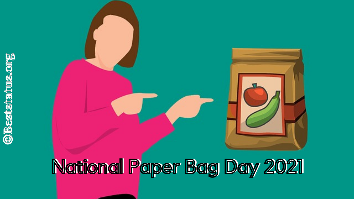 National Paper Bag Day Quotes, Messages, Slogans, And Greetings