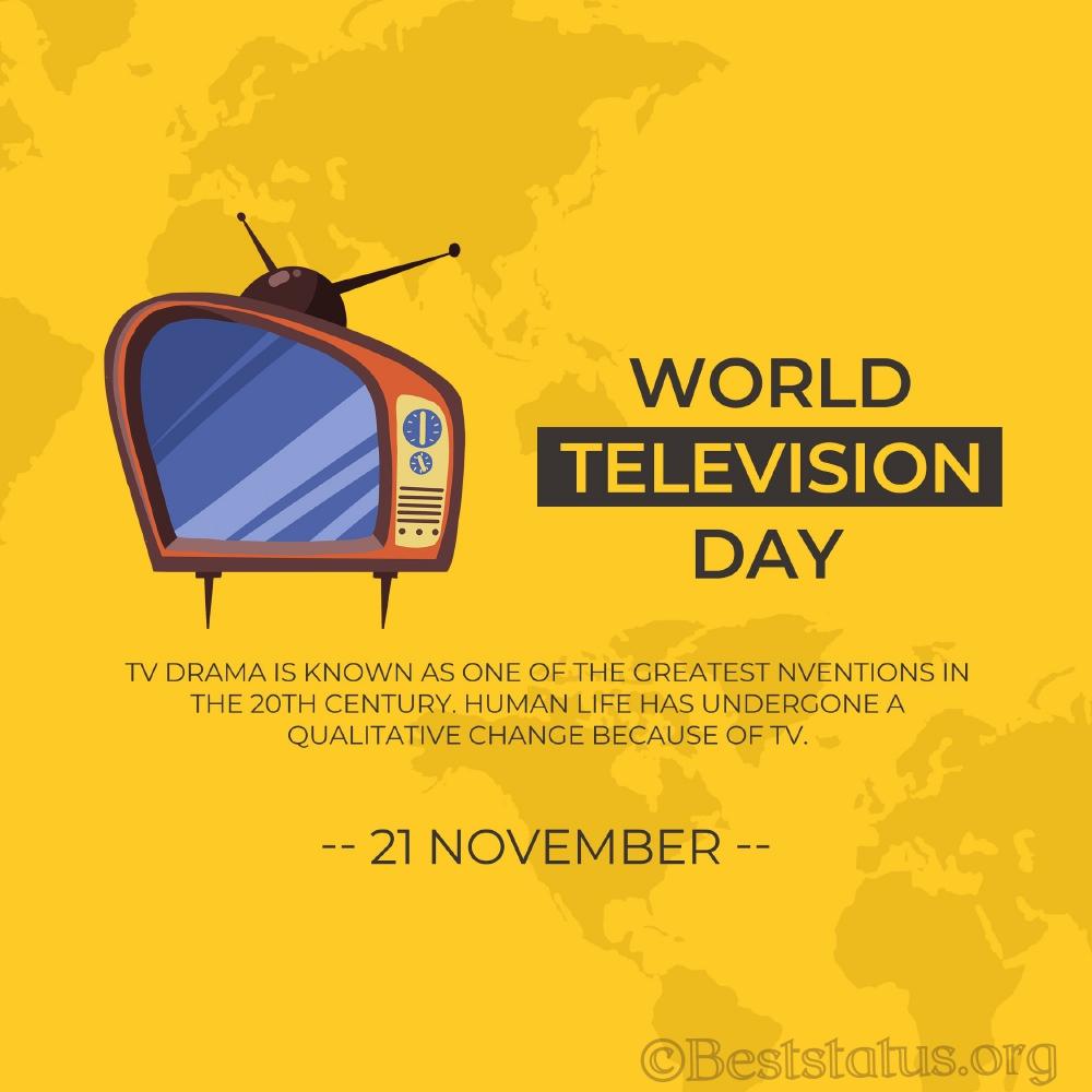 world tv day