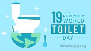 world toilet day 2021 theme