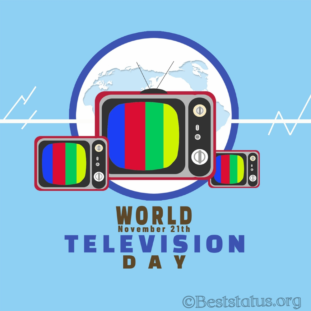 world television day images