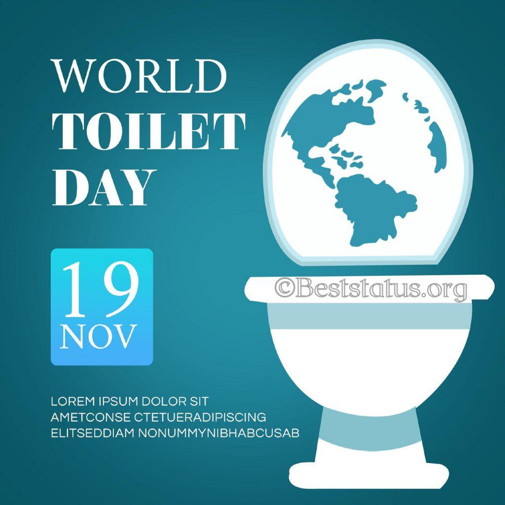 world toilet day india